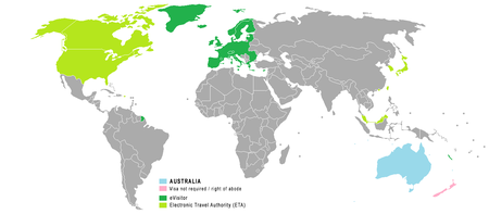 Australia – Travel guide at Wikivoyage