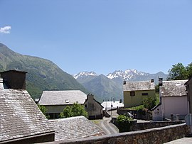 A general view of Viscos