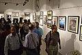 Visitors - Group Exhibition - PAD - Kolkata 2016-07-29 5393.JPG