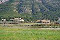 Vista de l'alqueria de Colomer i la casa dels Patos, Jesús Pobre.JPG