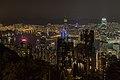 Vista del Puerto de Victoria desde la Cumbre Victoria, Hong Kong, 2013-08-09, DD 15.JPG