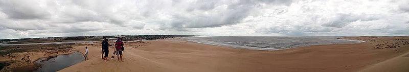 Destinos de praia no Uruguai