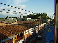 Visual hacia el Parque Rada, El Cerrito, Valle, Colombia.jpg
