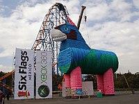 Six Flags Mexico Wikipedia La Enciclopedia Libre