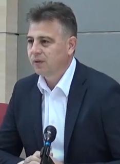 Vladan Vasić Serbian politician