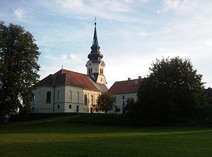 Vodice, Vodice - Saint Margaret's Church