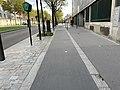 Voie Cyclable Boulevard Mortier - Paris XX (FR75) - 2020-10-14 - 1.jpg