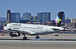 "Volaris Airbus A319-132 XA-VOI (cn 2662) ""Fernanda"" (13393722913).jpg"