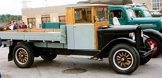 Volvo Trucks - Volvo LV63 Truck 1929