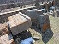 Vorotnavank (gravestone) 03.jpg