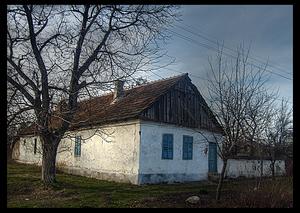 Czechs and Slovaks in Bulgaria - Old Czech house in Voyvodovo, Vratsa Province