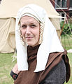 Vrouwen hadden kunstvlechten Jacoba van Beierendag Oostvoorne.jpg