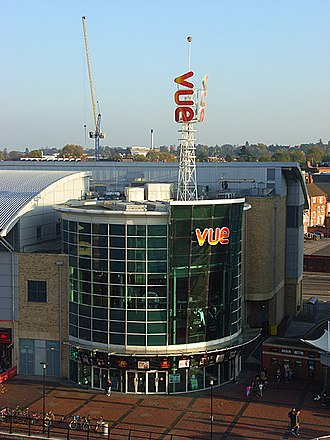 Vue Cinemas - Vue at The Oracle in Reading