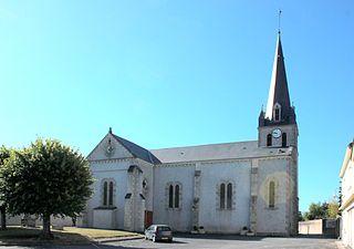 Boufféré Commune in Pays de la Loire, France