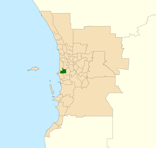 Electoral district of Bicton State electoral district of Western Australia