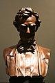 WLA brooklynmuseum Augustus Saint-Gaudens Bust of Abraham Lincoln.jpg