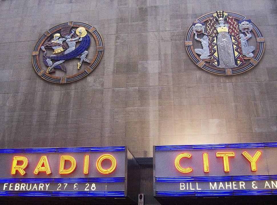 WLA filmlinc Radio City Music Hall 1