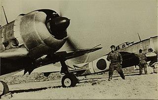 Japanese light fighter