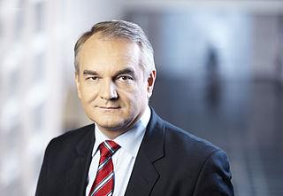 Waldemar Pawlak Polish politician