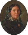 Waldmüller – Old woman in a lace collar and with a gold brooch.png