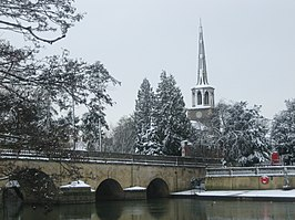 St Peter's Church, Wallingford