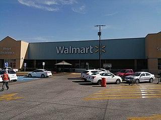 Walmart de México y Centroamérica Division of Walmart