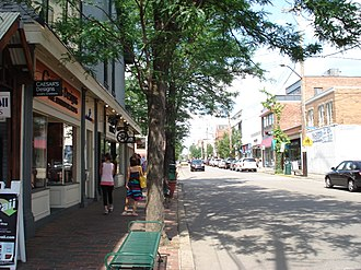 Walnut Street (Pittsburgh) - Image: Walnut St