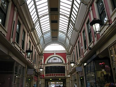 Walsall Victorian Arcade