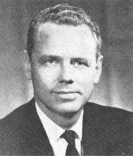Walter Lewis McVey Jr. American politician