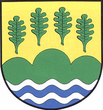 Coat of arms of Gyby