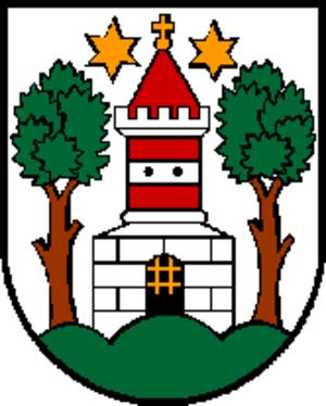 Bad Leonfelden - Image: Wappen at bad leonfelden