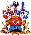 Wappen der Freiherren Lenk von Wolfsberg 1829.png