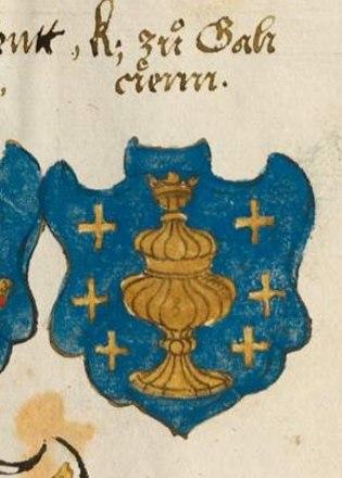 Wappenbuch - BSB - Galicia escudo