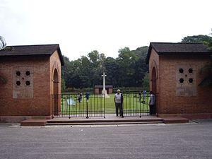 Chittagong War Cemetery - Commonwealth War Cemetery Chittagong
