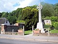 War Memorial, Winterborne Stickland - geograph.org.uk - 459766.jpg