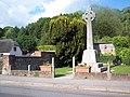 War Memorial, Winterborne Stickland - geograph.org.uk - 459766.jpg