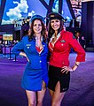 Wargaming girls at Gamescom 2013 (9588367123).jpg