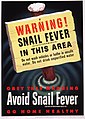 Warning! Snail fever (schistosomiasis) in this area (6800563256).jpg