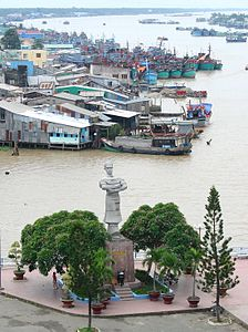 Waterfront - My Tho - Vietnam.JPG