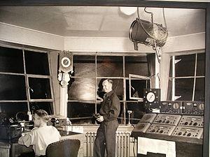 Watson Lake Airport - World War II Controllers