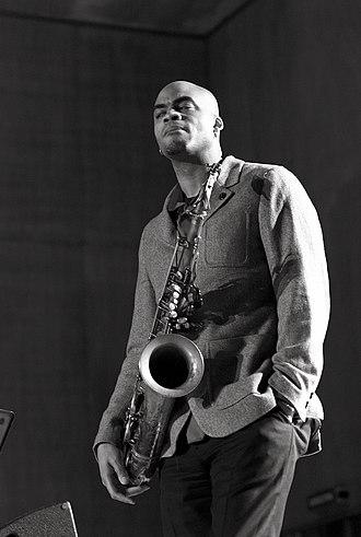 Wayne Escoffery - Wayne Escoffery, 2008. Photo: Lorenzo Dasaro