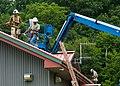 Wayne National Forest Solar Panel Construction (3725038121).jpg