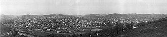 Waynesburg, Pennsylvania - Image: Waynesburg, Pennsylvania c. 1905