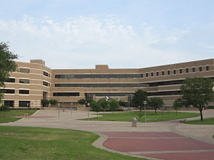 Mays Business School - Wehner Building
