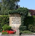 Weingarten Kreuzbergfriedhof Adolf Gröber.jpg