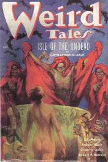 Weird Tales volume 28 number 03.djvu