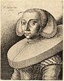 Wenceslas Hollar - The same woman, with a ruff (State 1).jpg