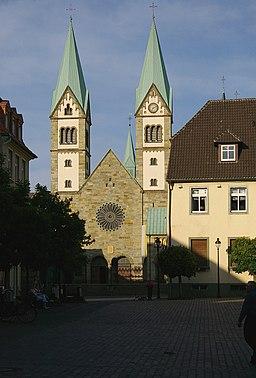 Alter Markt in Werl
