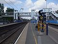 West Hampstead Thameslink stn fast look north June 09.JPG