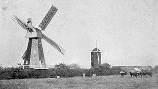 West Kingsdown Windmill Grade II listed windmill in West Kingsdown, Kent, UK